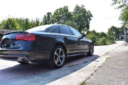 Un bellissima Audi  #A6 berlina presa in carico dal nostro team per una lucidatu…