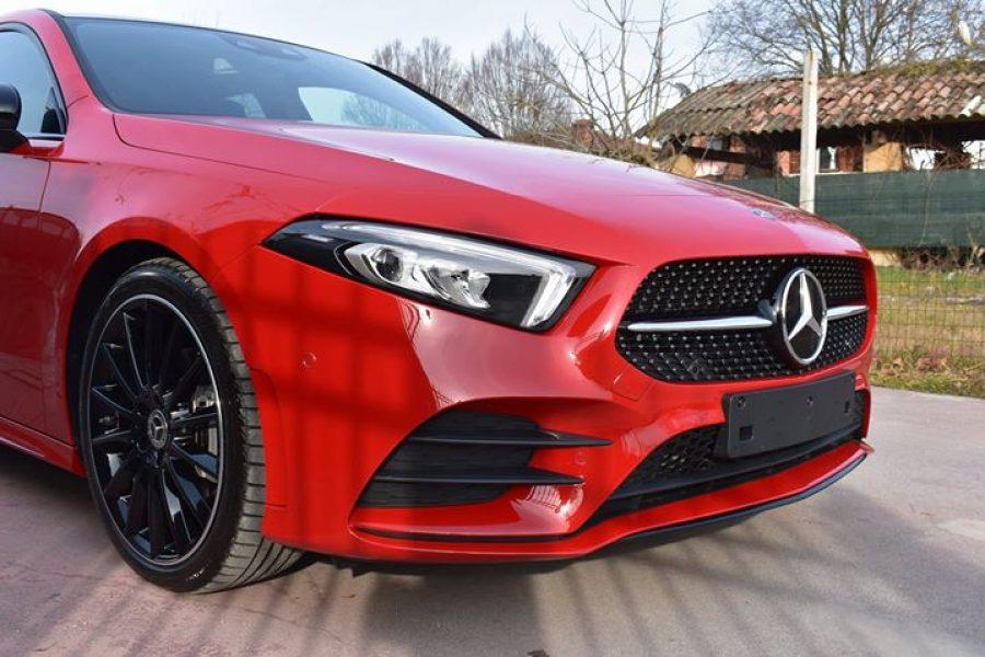 Un altra bellissima  #Mercedes  #ClasseA sotto le nostre cure.. La nostra classi…