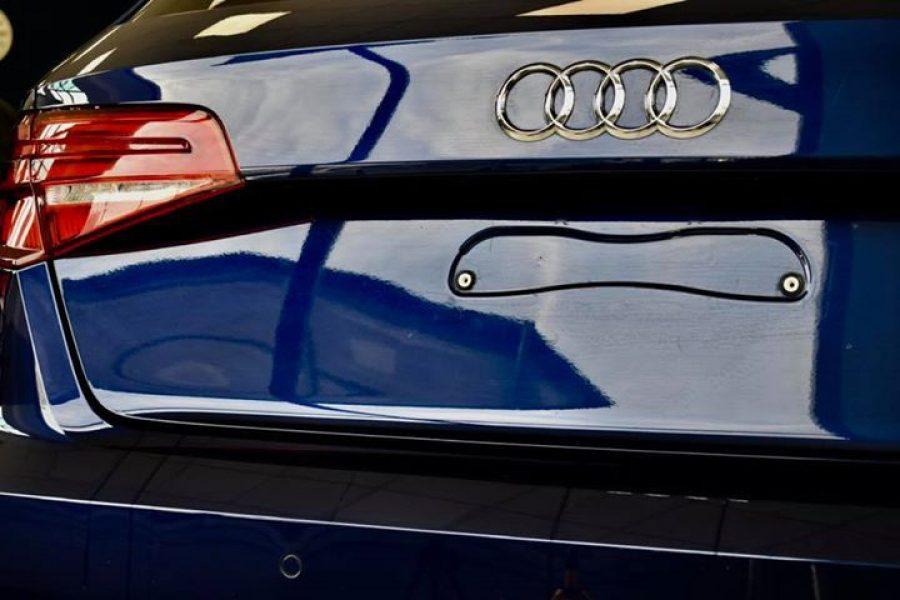 Ammetto che ci sto prendendo gusto su questo colore  #Audi  #S3   #lovemyjob  #m…