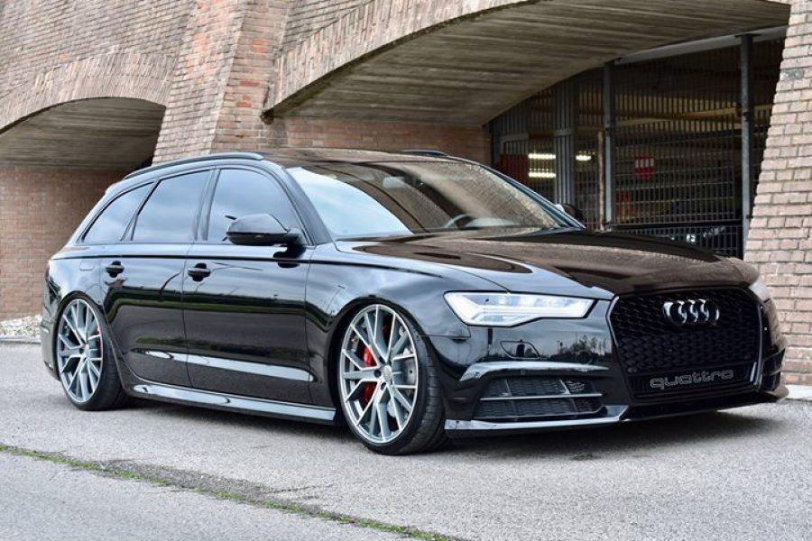 Ed ecco il lavoro su  #Audi  #A6, può piacere oppure no, a noi lo stile del prop…