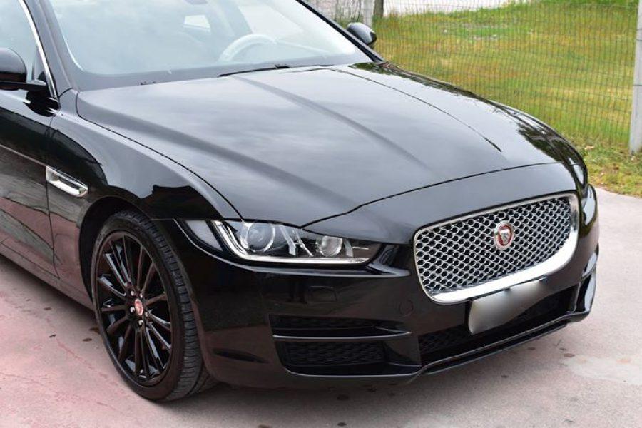 #Jaguar  #XE.. Il Giaguaro nero