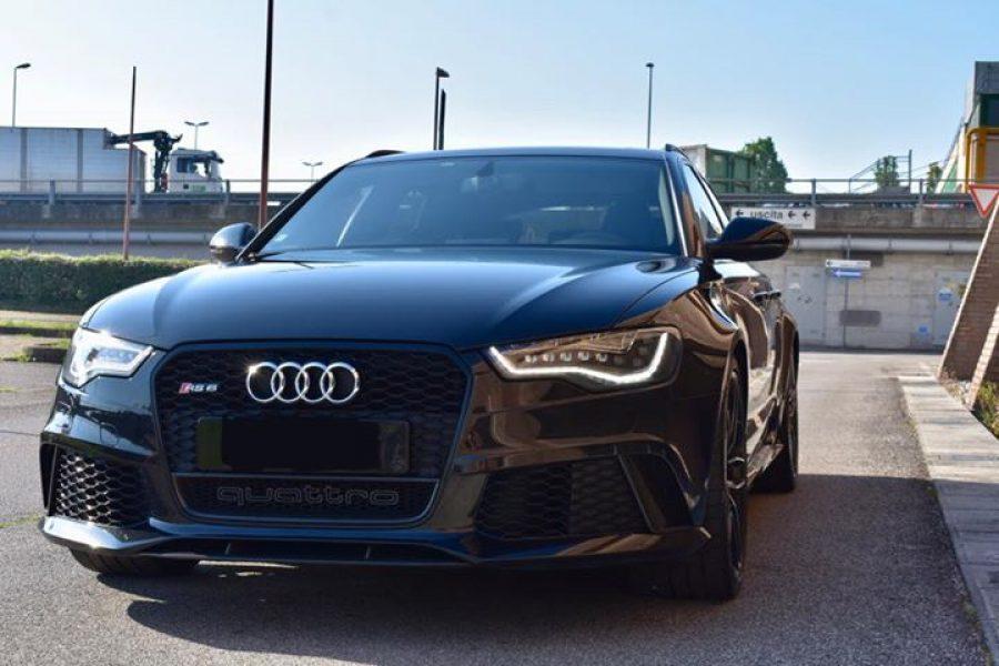 Vogliamo augurare Buona Pasqua a tutti con questa bellissima  #Audi  #RS6 appena…