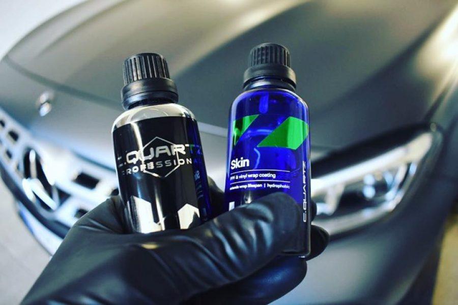 Due prodotti che non devono mai mancare ad un  #detailer professionista⭐️ — C-Qu…