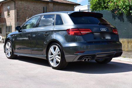 La  #Audi  #A3 di un nostro caro cliente che dopo due anni di trattamento decide…