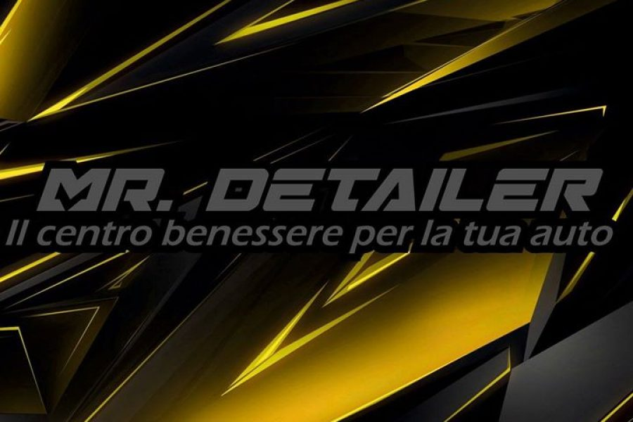Mr. Detailer – Il centro benessere per la tua auto updated their profile picture…