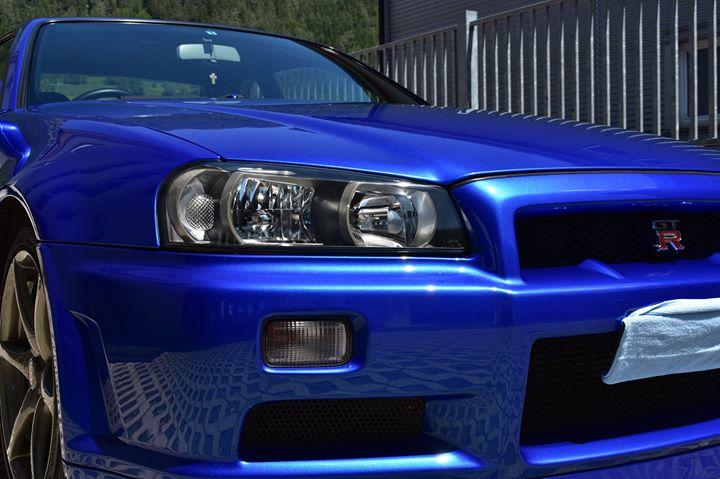 #Nissan  #Skyline.. un auto che ha iniziato a far sognare tutti soprattutto dop…