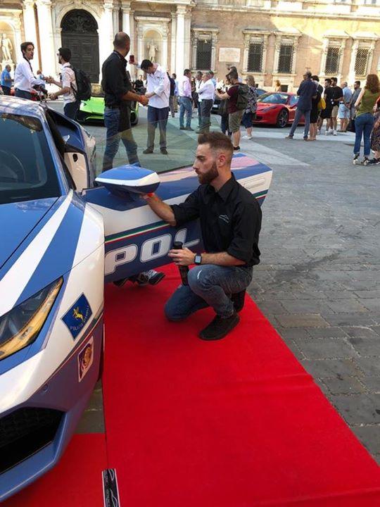 Ieri abbiamo partecipato ad un evento bellissimo in Piazza Roma a Modena, un eve…