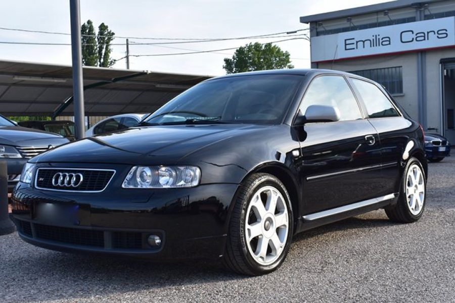 Ricordiamo ancora la prima  #Audi  #S3 su cui abbiamo lavorato.. era di colore g…