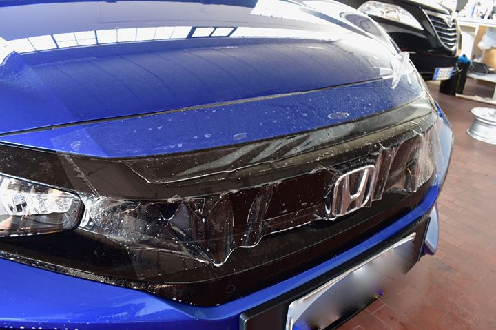 L'ultimissima  #Honda  #Civic che cercava personalizzazione e protezione!  La ve…