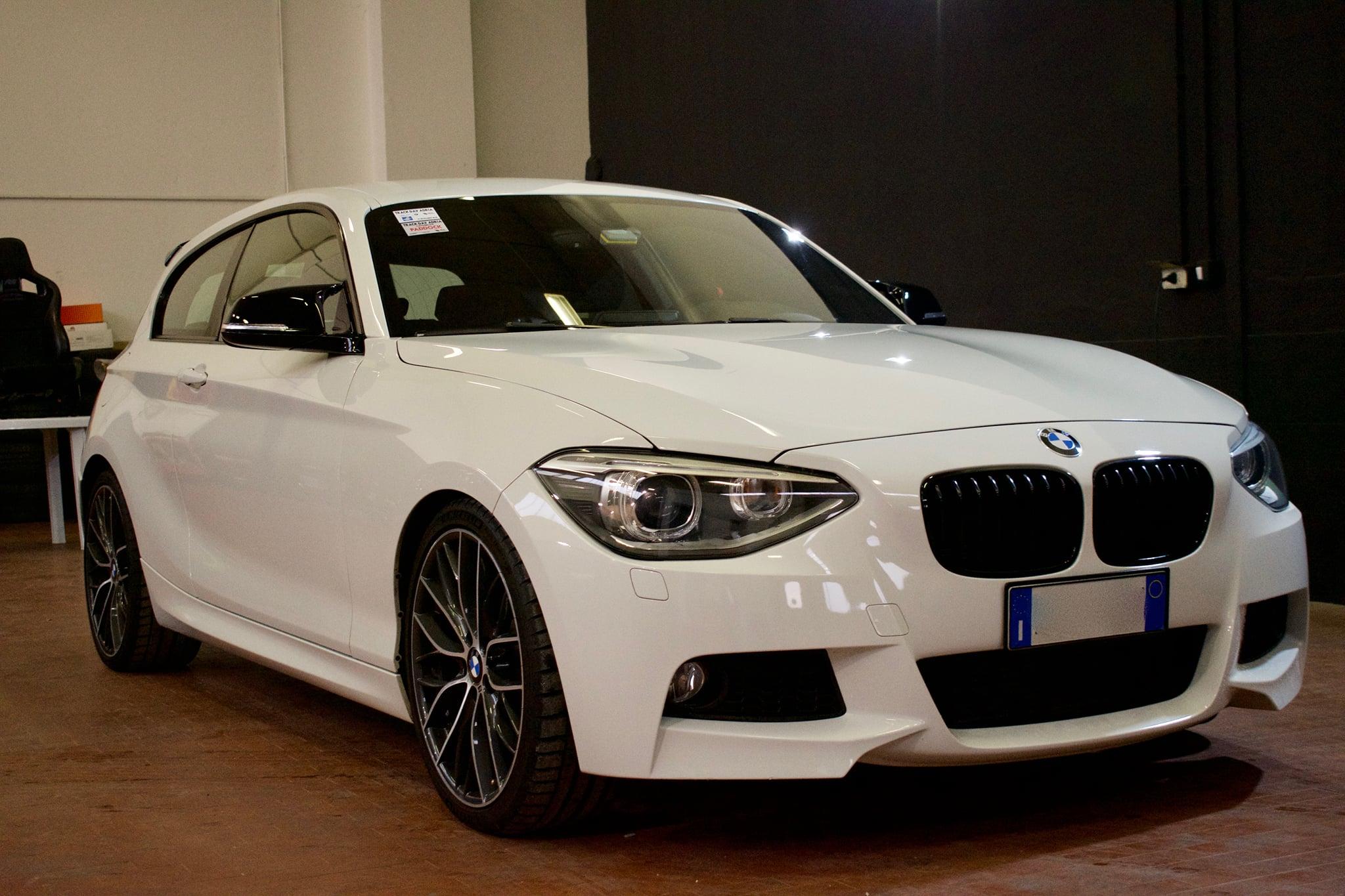 Un bel #FullDetailing su questa BMW Italia #Serie1. Per prima cosa ci siamo occu…