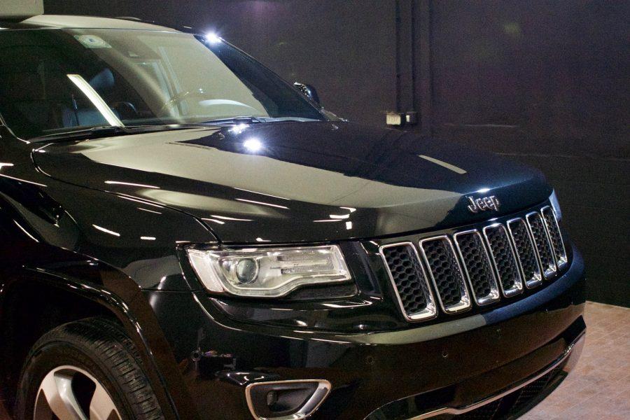 Bella ma anche grossa questa #Jeep #GrandCherokee che abbiamo sottoposto ad un i…